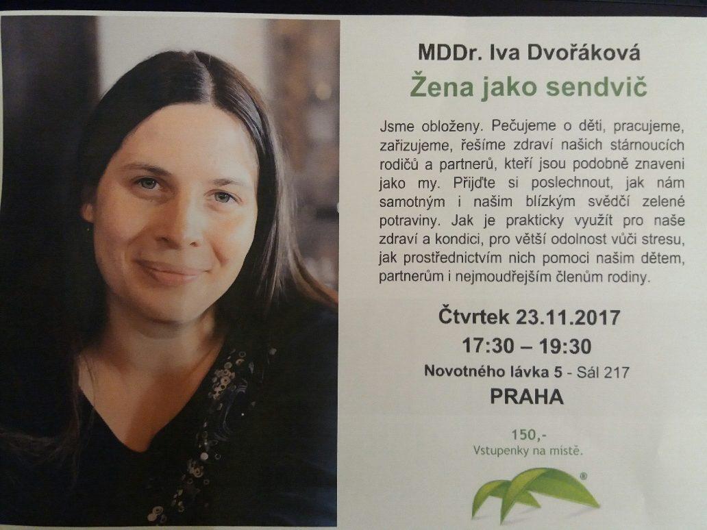 MDDr. Iva Dvořáková